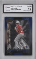 Tom Brady /1500 [ENCASED]