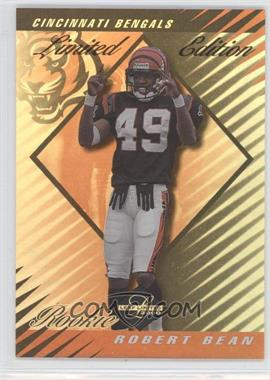 2000 Leaf Limited Limited Edition #276 - Robert Bean /50