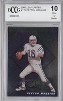 Peyton Manning /2000 [ENCASED]