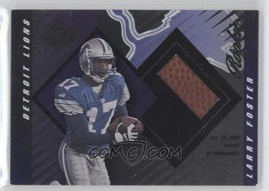 2000 Leaf Limited #404 - Larry Foster /500