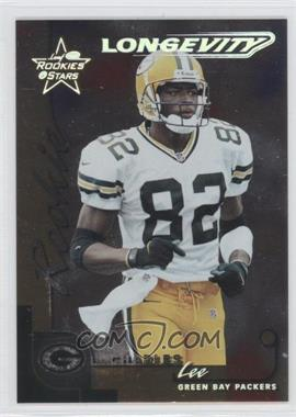 2000 Leaf Rookies & Stars Longevity #125 - Charles Lee /30