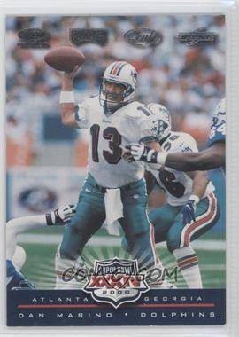 2000 NFL Experience Super Bowl XXXIV #SB-1 - Dan Marino