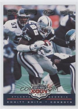 2000 NFL Experience Super Bowl XXXIV #SB-4 - Emmitt Smith