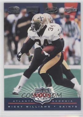 2000 NFL Experience Super Bowl XXXIV #SB-7 - Ricky Williams
