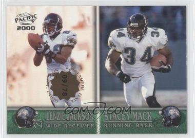 2000 Pacific [???] #174 - Lenzie Jackson, Stacey Mack /78