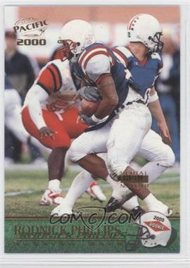 2000 Pacific Gold #433 - Roman Phifer /199