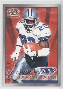 2000 Pacific Hasbro Starting Lineup Elite Included With Toy [Base] #6 - Emmitt Smith