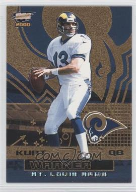 2000 Pacific Revolution Premiere Date #80 - Kurt Warner /85