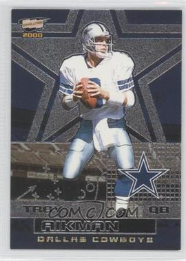 2000 Pacific Revolution Silver #25 - Troy Aikman /80