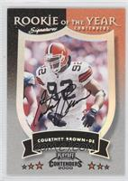 Courtney Brown /100