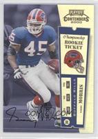 Sammy Morris /100