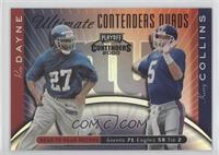 Ron Dayne, Kerry Collins, Donovan McNabb, Duce Staley /131