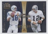 Peyton Manning, Rich Gannon, Ray Lucas, Mark Brunell
