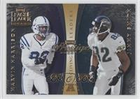 Marvin Harrison, Jimmy Smith, Tim Brown, Kevin Johnson