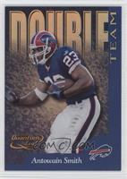 Antowain Smith, Doug Flutie /1500