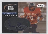 Sammy Morris /650