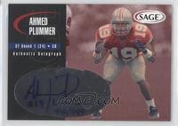 Ahmed Plummer /999