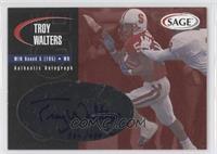 Troy Walters /999