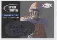 Raynoch Thompson