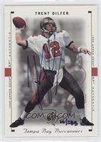 Trent Dilfer (1999 SP Authentic) /288
