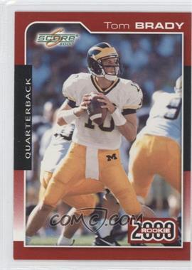 2000 Score #316 - Tom Brady