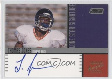 2000 Stadium Club [???] #LS14 - Thomas Jones