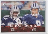 Emmitt Smith, Troy Aikman