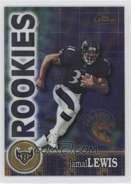 2000 Topps Finest Pro Bowl #2 - Jamal Lewis