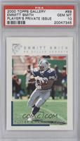 Emmitt Smith /250 [PSA 10]