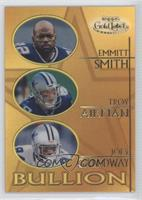 Emmitt Smith, Troy Aikman, Joey Galloway