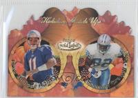 Drew Bledsoe, Germane Crowell