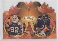Jamal Lewis, Courtney Brown