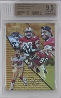Jerry Rice /1000 [BGS 9.5]