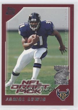 2000 Topps Season Opener - [Base] #210 - Jamal Lewis