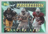 Franco Harris, Edgerrin James, Thomas Jones