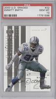 Emmitt Smith /1500 [PSA 10]