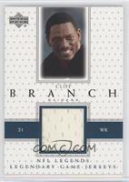 Cliff Branch