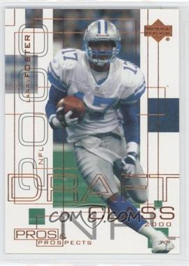 2000 Upper Deck Pros & Prospects - [Base] #138 - Larry Foster /1000