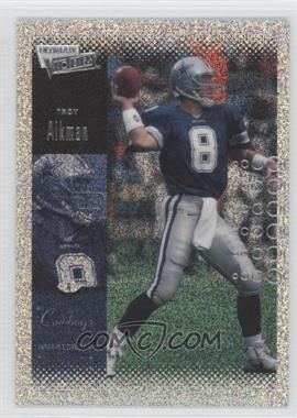 2000 Upper Deck Ultimate Victory Parallel 100 #25 - Troy Aikman /100