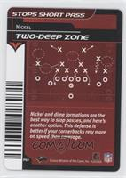 Two-Deep Zone