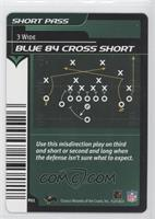 Blue 84 Cross Short