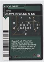 Burn 33 Blue X Go