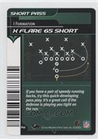 X Flare 65 Short