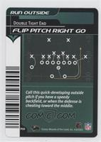 Flip Pitch Right Go