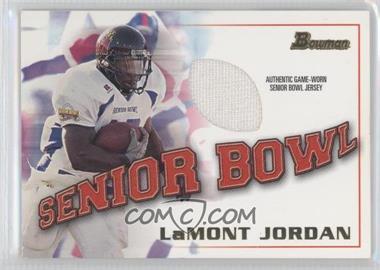 2001 Bowman [???] #BJ-LJ - [Missing]