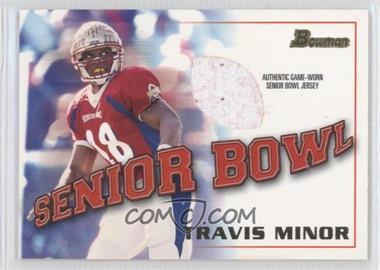 2001 Bowman [???] #BJ-TM - Travis Minor