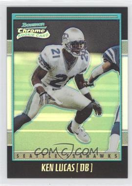 2001 Bowman Chrome #236 - Ken Lucas /1999