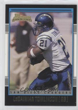 2001 Bowman Gold #210 - LaDainian Tomlinson