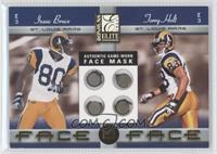 Isaac Bruce, Torry Holt /50
