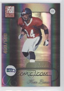 2001 Donruss Elite #191 - Ken Lucas /500